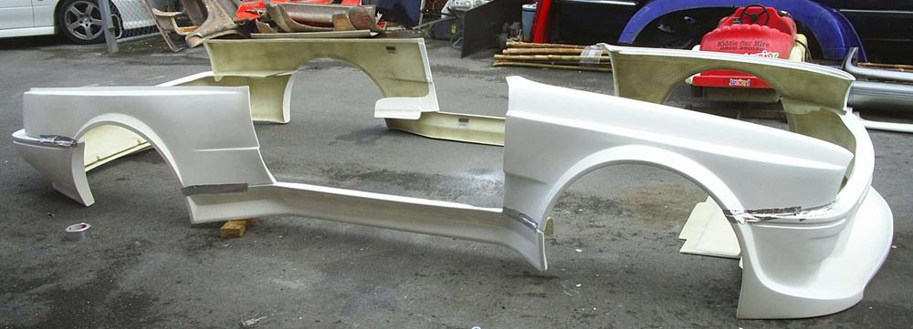 Fibreglass body kit Hamilton bodykit Waikato Matamata Tauranga