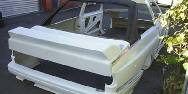 Fibreglass body kit Hamilton fibreglass repairs Waikato Tauranga